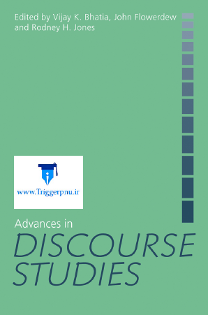 دانلود کتاب Advances in Discourse Analysis
