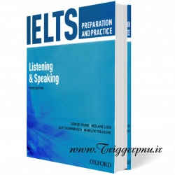 "<span itemprop=""name"">کتاب آماده سازی و تمرین خواندن و نگارش آیلتس IELTS Preparation and Practice Listening and speaking</span>"